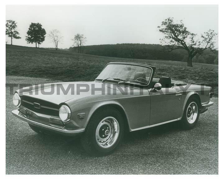 Roadster TR6