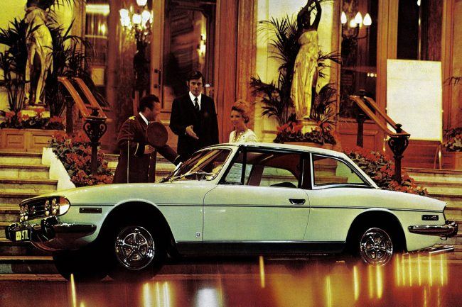 Triumph Stag. Defeat snatched from the jaws of victory