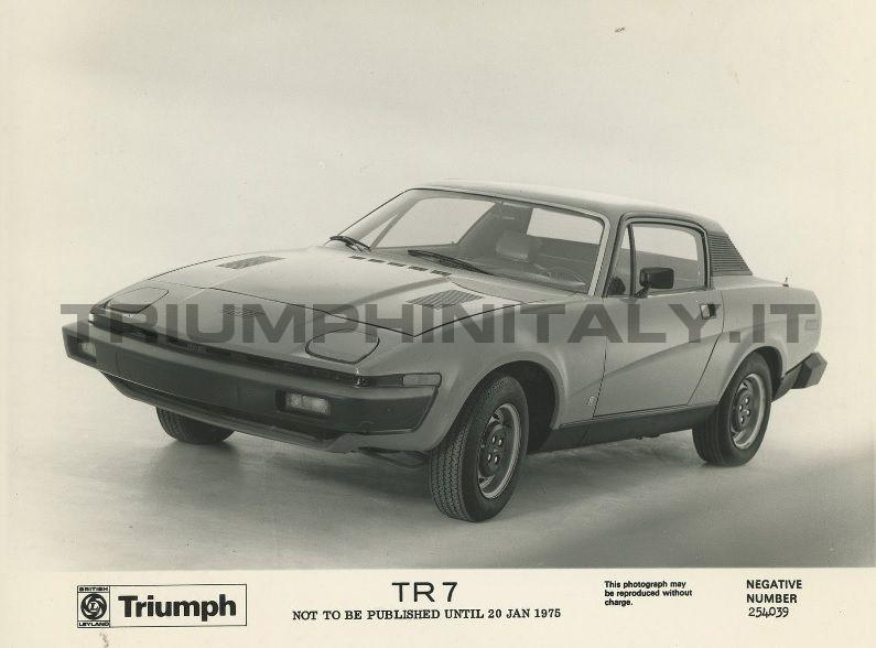Roadster TR7